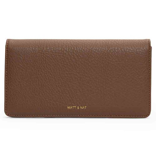 Matt & Nat Noce Wallet - Brick