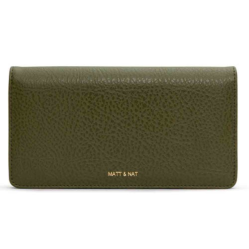 Matt & Nat Noce Wallet - Leaf