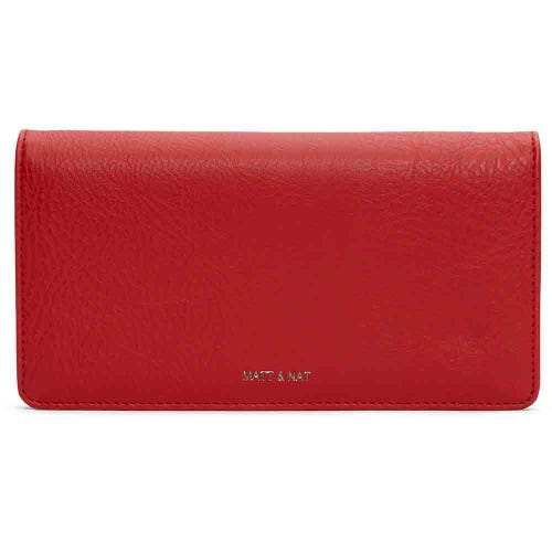 Matt & Nat Noce Wallet - Red