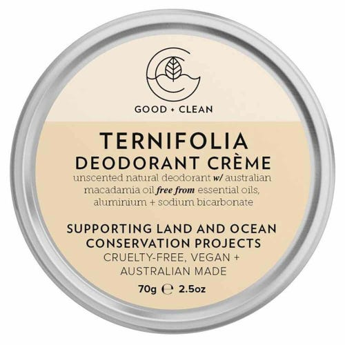 Good + Clean Deodorant Paste - Ternifolia (70g)