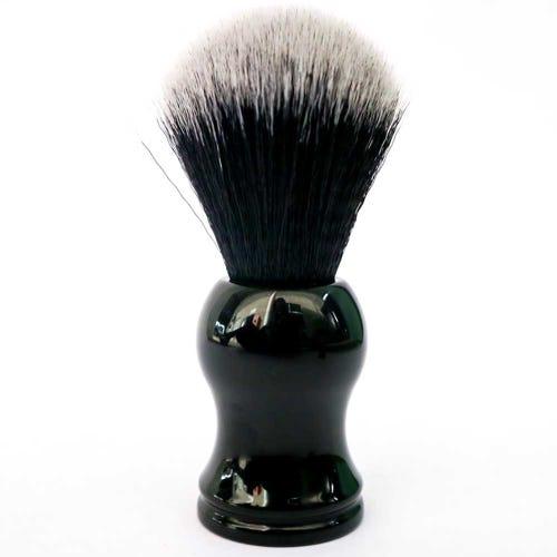 Green + Kind Vegan Shaving Brush Black