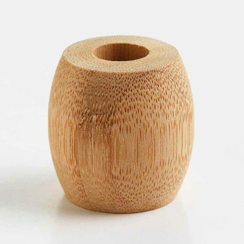 Green + Kind Bamboo Toothbrush Stand