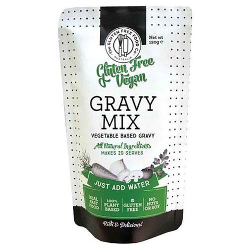 The Gluten Free Food Co. Vegan Gravy Mix (120g)