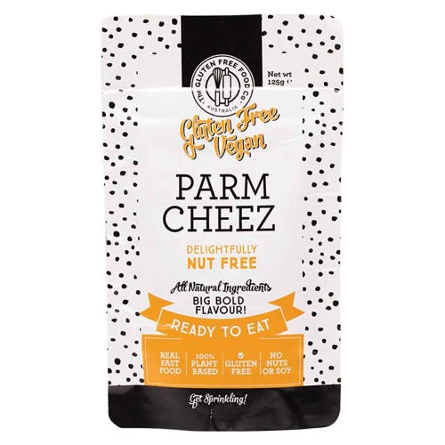 The Gluten Free Food Co. Vegan Parm Cheez (125g)