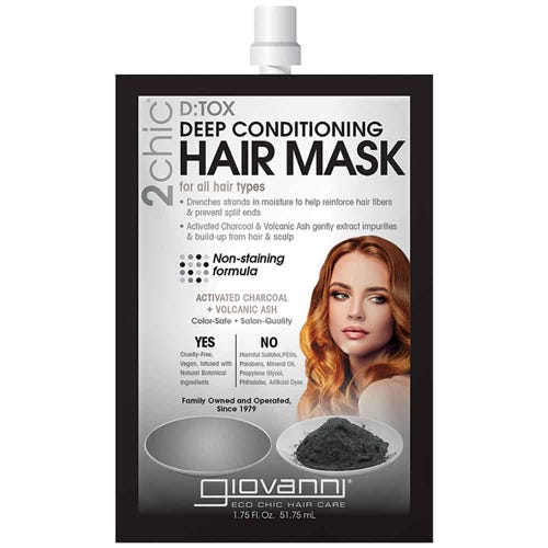 Giovanni 2Chic D:Tox Deep Conditioning Hair Mask