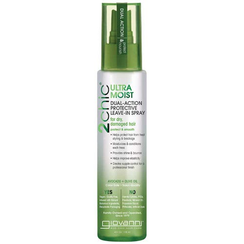 Giovanni 2Chic Ultra Moist Dual-Action Protective Leave-In Spray (118ml)
