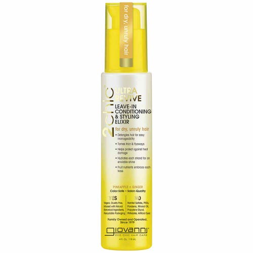 Giovanni 2Chic Ultra Revive Leave-In Conditioning & Styling Elixir