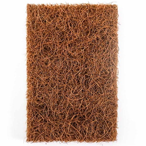 Green + Kind Coconut Scrub Pad Large