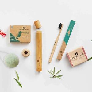 Green + Kind Eco Beauty Box Antioxidant Rich