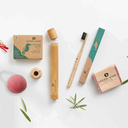 Green + Kind Eco Beauty Box Mature Skin
