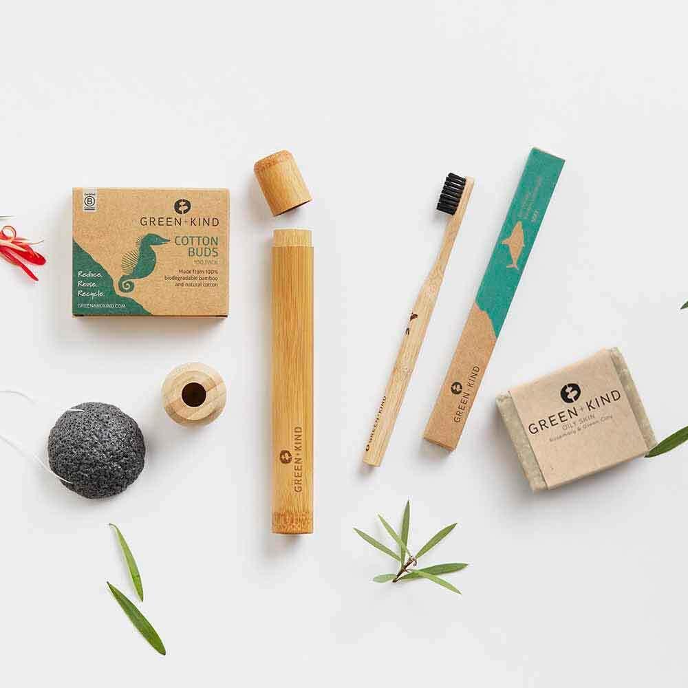 Green + Kind Eco Beauty Box Oily Skin
