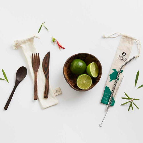 Green + Kind Eco Basics Box