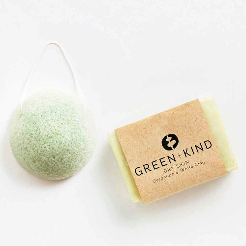 G+K Face Care Pack - Dry Skin