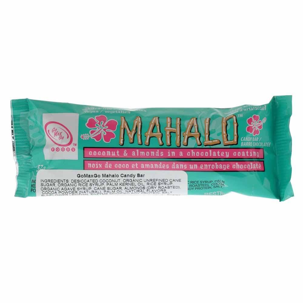 Go Max Go Mahalo Candy Bar (57g)