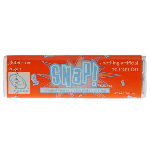 Go Max Go Snap! Choc Bar (50g)