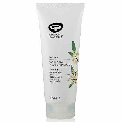Green People Clarifying Vitamin Shampoo (200ml)