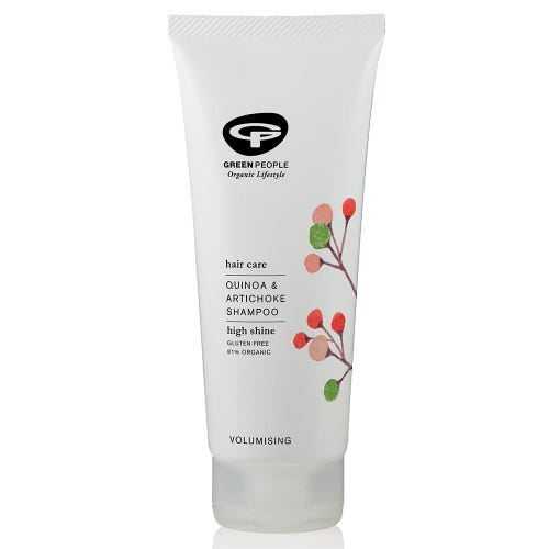 Green People Quinoa & Artichoke Volumising Shampoo (200ml)
