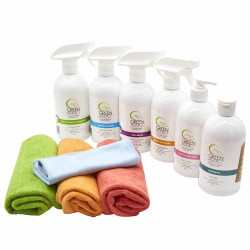 Green Addict Eco Cleaning Starter Kit