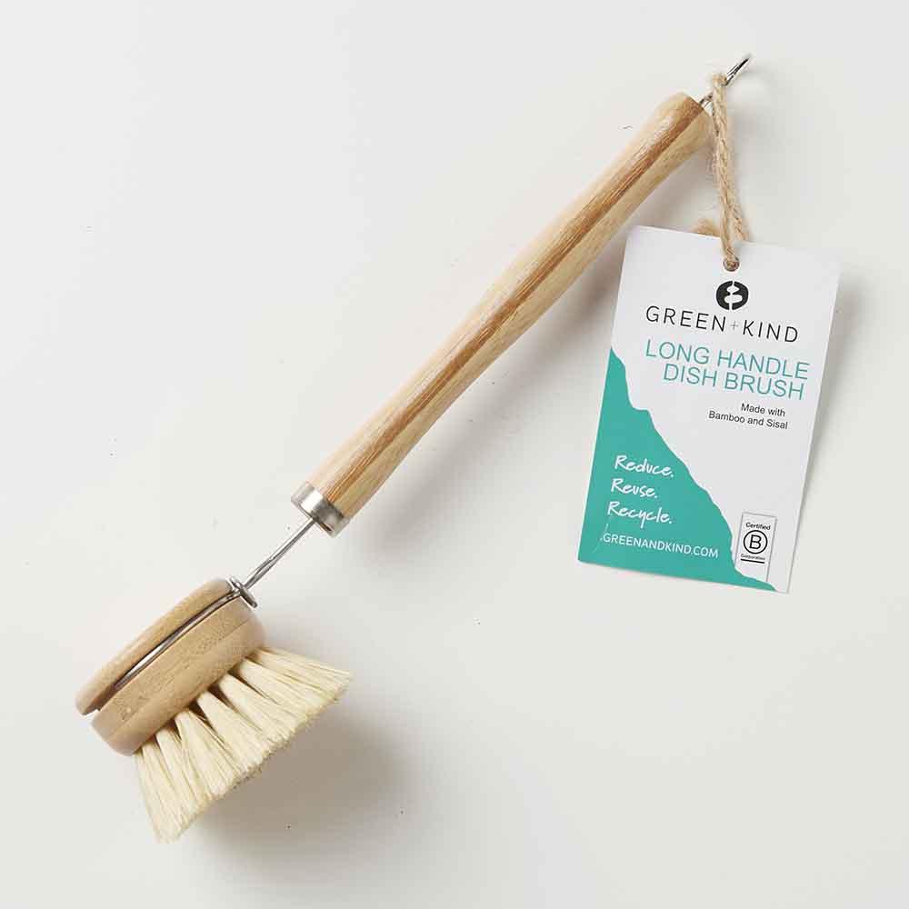 Green + Kind Dish Brush