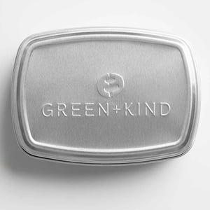 Green + Kind Soap Tin