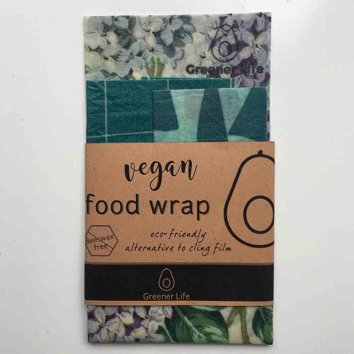 Greener Life Vegan Food Wrap - Country Kitchen