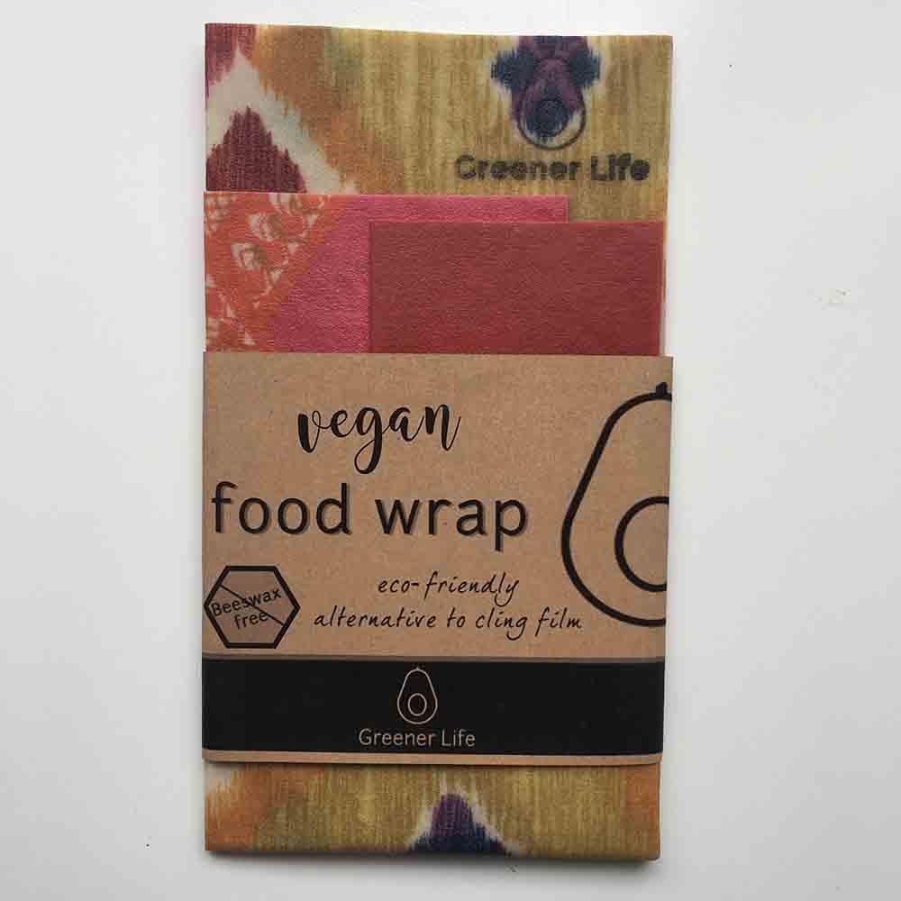 Greener Life Vegan Food Wrap - Sunburst