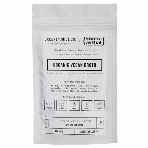 Organic Vegan Broth (100g)