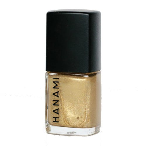 Hanami Fools Gold Nail Polish (15ml)