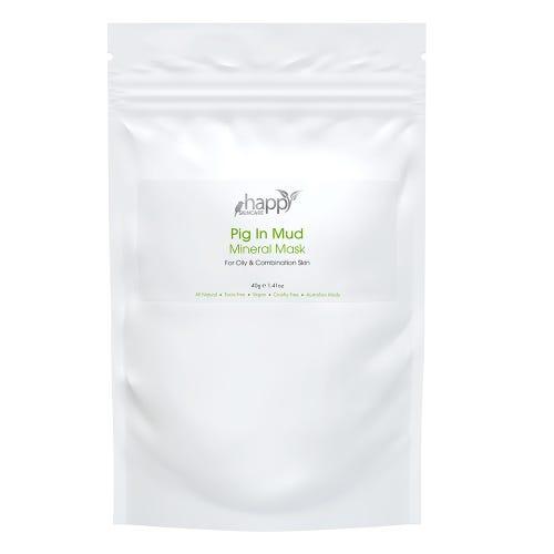Happy Skincare Mineral Mask - Oily & Combination