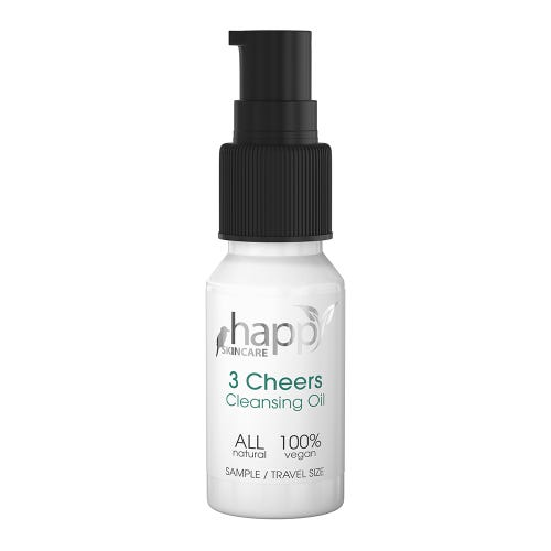 Happy Skincare Cleansing Oil Sample