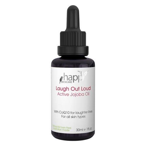 Happy Skincare Active Jojoba Facial Oil