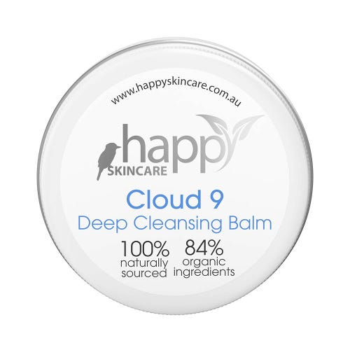 Happy Skincare Deep Cleansing Balm Sample