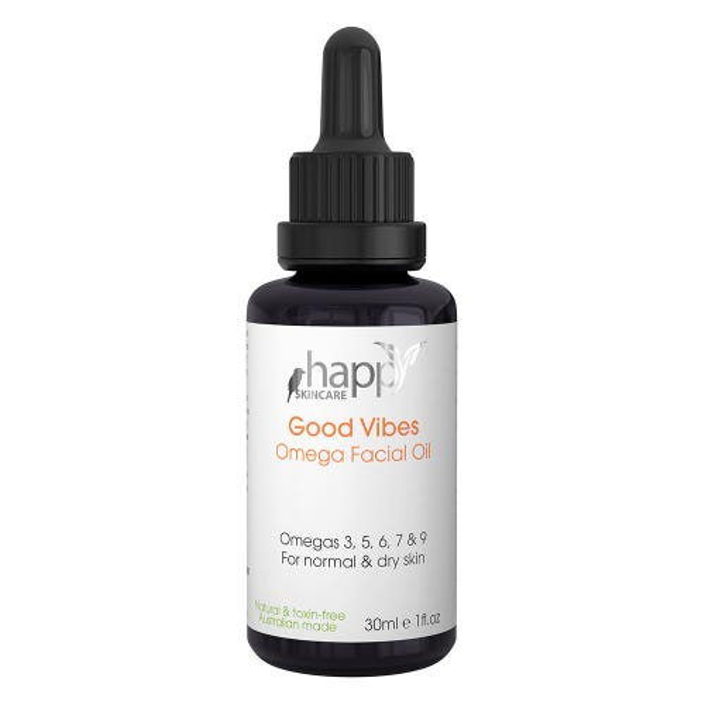 Happy Skincare Omega Facial Oil