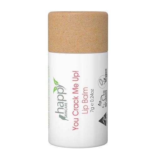 Happy Skincare Lip Balm - Cardboard Tube