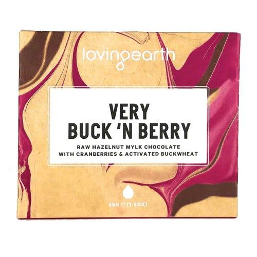 Loving Earth Very Buck 'N Berry (45g)