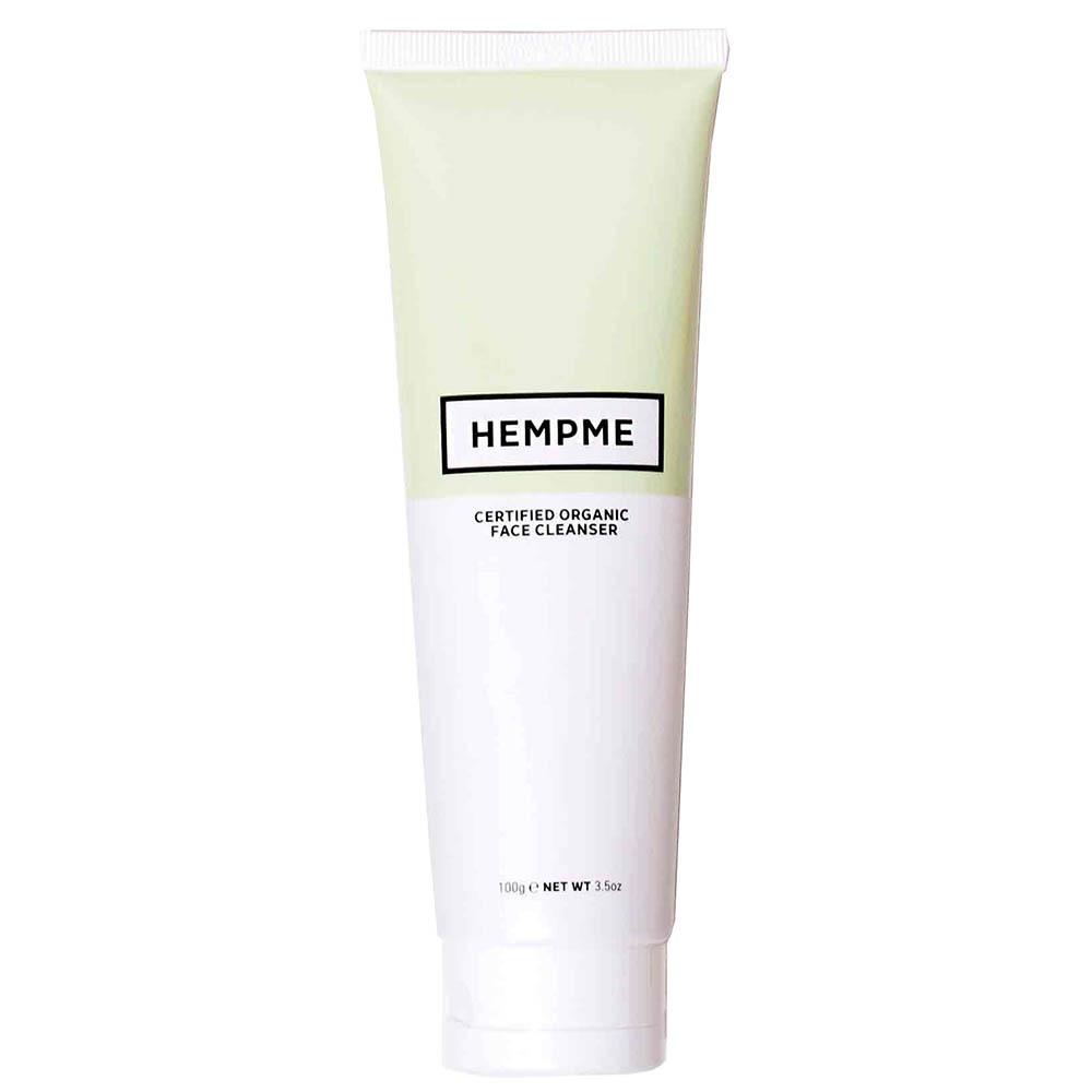 Hempme Certified Organic Face Cleanser (100g)