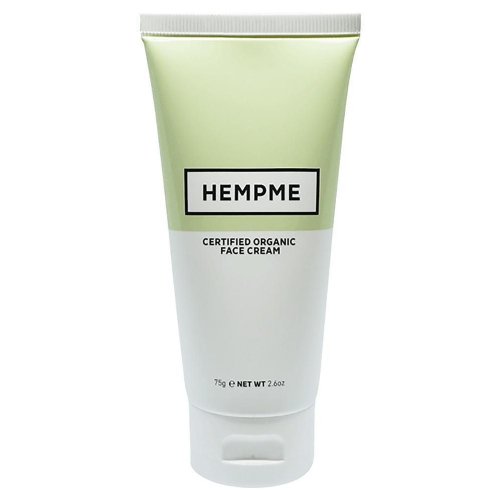 Hempme Certified Organic Face Cream (75g)