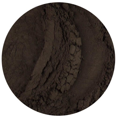 Dirty Hippie Mineral Brow Powder - Black (5g)