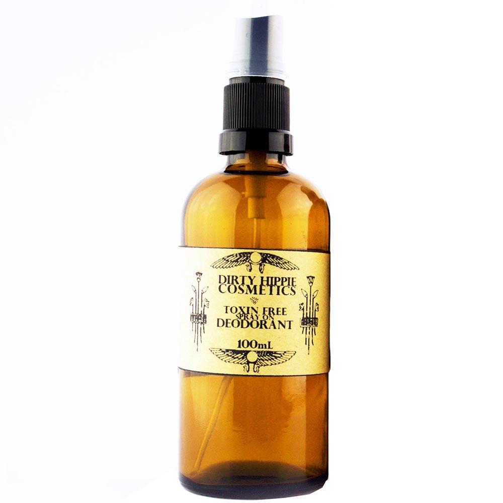 Dirty Hippie Spray On Deodorant - Active (100ml)
