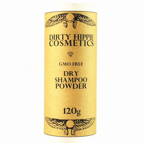 Dirty Hippie Dry Shampoo - Light Hair (120g)