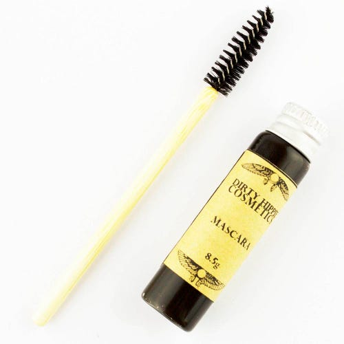 Dirty Hippie Lengthening Mascara + Wand - Brown (8.5g)