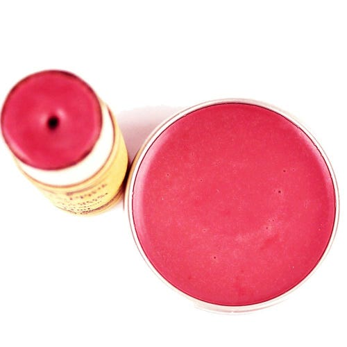Dirty Hippie Lip & Cheek Tint Tin - Peach Tart (22g)