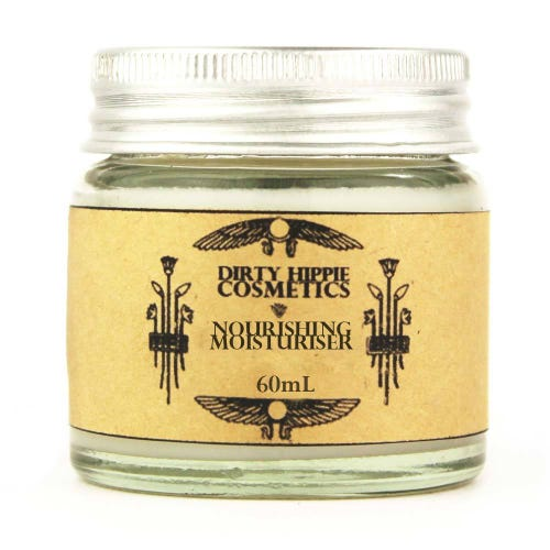 Dirty Hippie Moisturiser - Dry Skin (60ml)