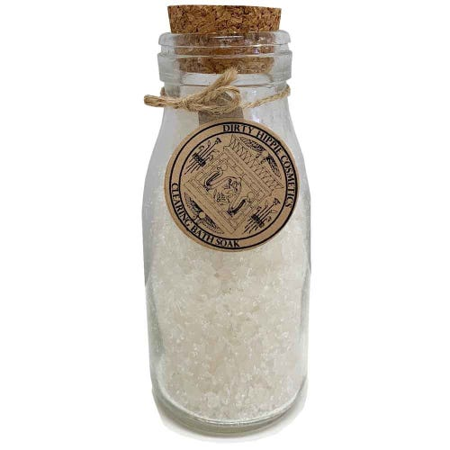 Dirty Hippie Bath Soak - Clearing (200g)