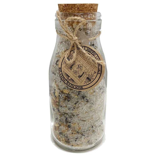 Dirty Hippie Bath Soak - Relaxing (200g)