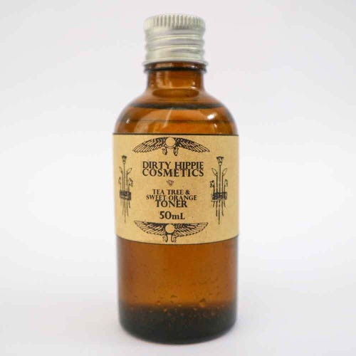 Dirty Hippie Facial Toner Refill Tea Tree - Oily Skin (50ml)