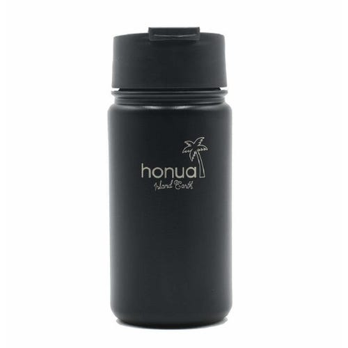 honua Stainless Steel Coffee Flask After Dark (415ml)