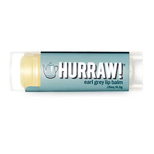 Hurraw! Earl Grey Lip Balm 4.3g