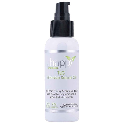 Happy Skincare TLC Intensive Repair Oil (100ml)