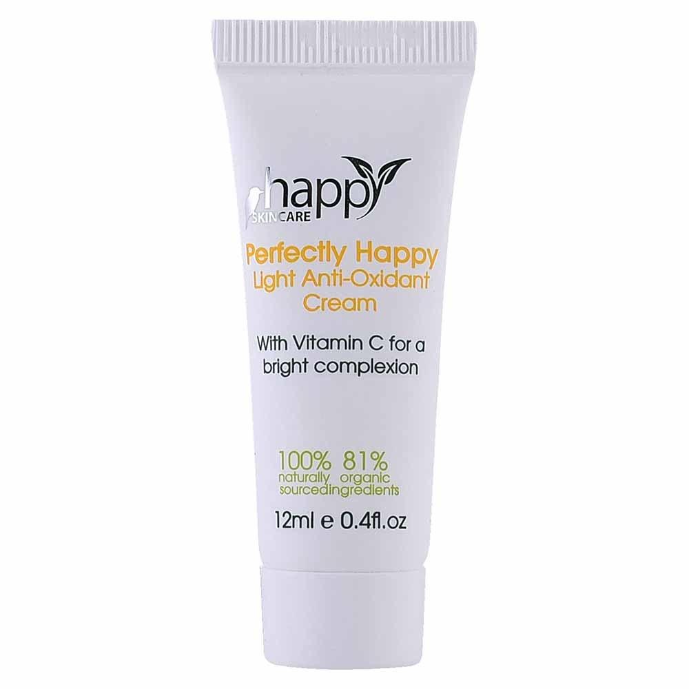 Happy Skincare Light Anti-Oxidant Cream Sample (12ml)